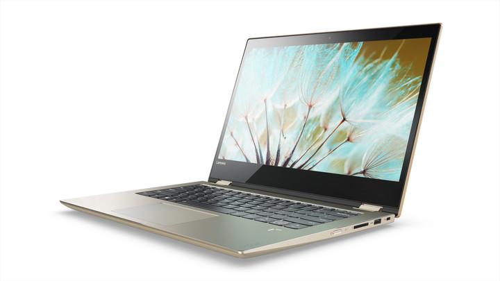 Lenovo Yoga 520-14IKB, zlatá