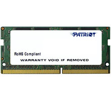 Patriot 8GB DDR4 2133 SODIMM CL 15 - PSD48G21332S