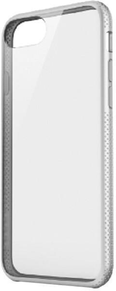 Belkin iPhone pouzdro Air Protect, průhledné stříbrné pro iPhone 7