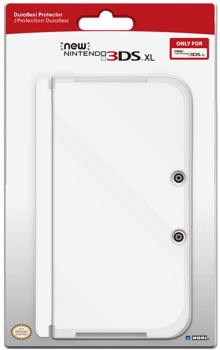 Hori ochranné pouzdro New 3DS XL Protector Clear (Duraflexi TPU)
