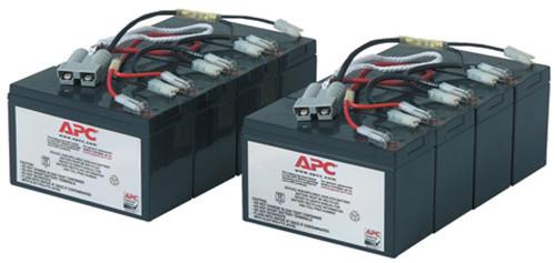 APC výměnná bateriová sada RBC12