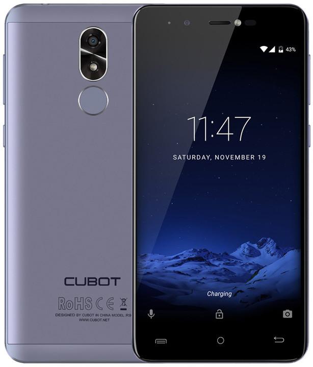 CUBOT R9 - 16GB, modrá