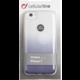 CellularLine SHADOW zadní kryt pro Apple iPhone 7, TPU, černá