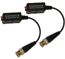 TVI-HD500 převodník TurboHD (HD-TVI, Analog) na UTP - 102348