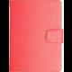 """TUCANO UNCINO SMALL pouzdro pro tablet 7-8"""", 360° rotační systém, červená"""