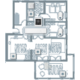 Danfoss Link HC10, regulátor teplovodního vytápění, 014G0100, 10 okruhů, bílá