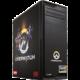 HAL3000 IEM Certified PC Overwatch by MSI, černá  + Intel Extreme Masters - kupón na hry a kredit do her v ceně 7452 Kč