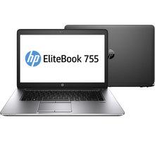 HP EliteBook 755 G2, černá - N6Q60EA + Microsoft Office 365 pro jednotlivce 1 rok v ceně 1599 Kč + Sleva Office