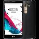 LG G4 (H815), černá/leather black  + Zdarma CulCharge MicroUSB kabel - přívěsek (v ceně 249,-)
