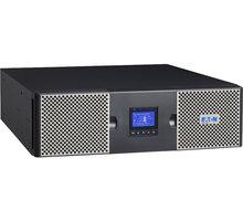 Eaton 9PX 3000i RT3U, 3000VA/3000W, LCD, Rack/Tower - 9PX3000IRT3U + Webshare VIP Platinum, 12 měsíců, 50GB, voucher k EATONu zdarma