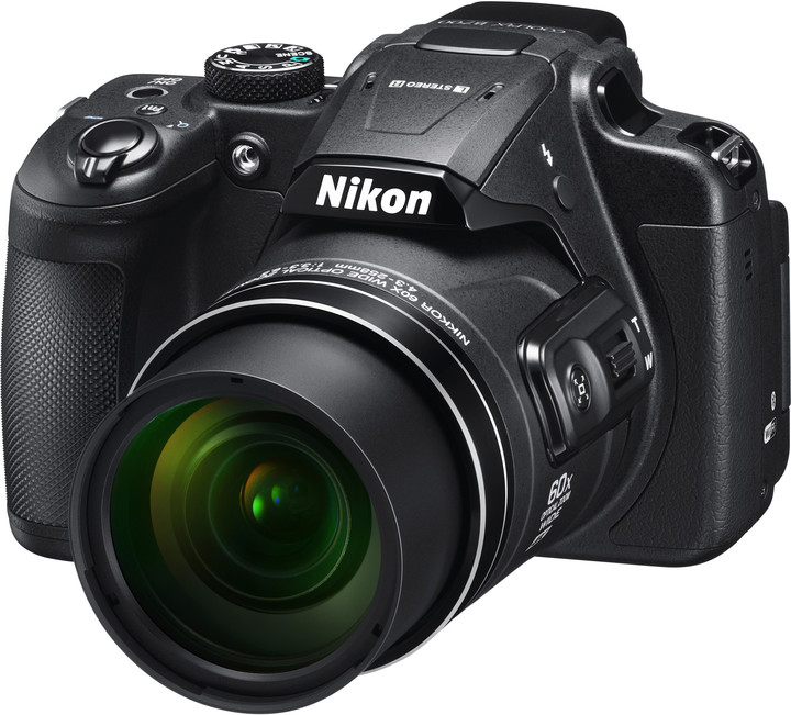 Nikon Coolpix B700, černá