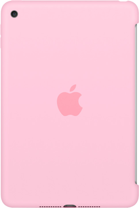 Apple iPad mini 4 Silicone Case - Light Pink