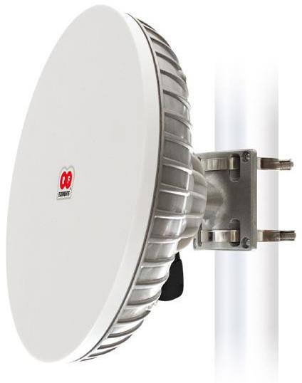 RF elements StationBox XL CC - 19 dBi duální anténa (MIMO 2x2) s hliníkovým boxem