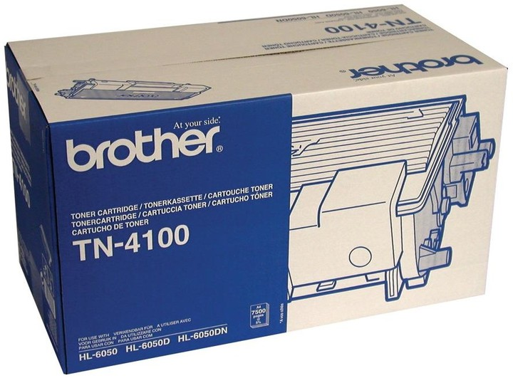 Brother TN-4100, černý