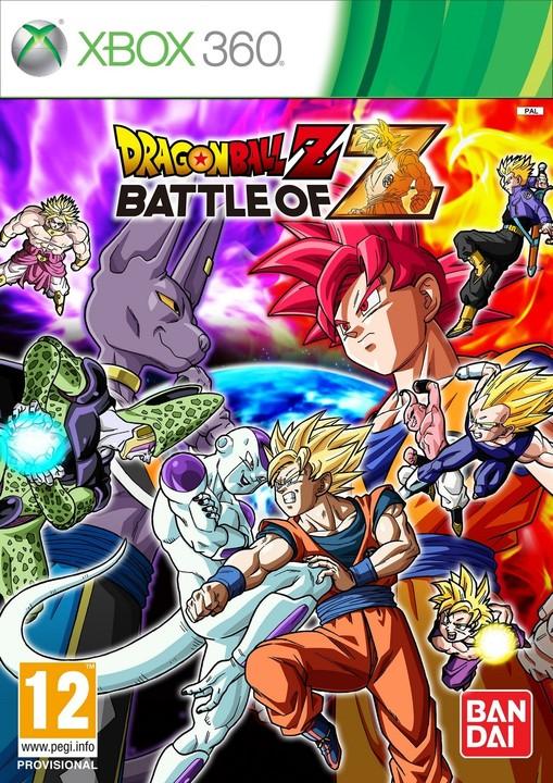 Dragon Ball Z: Battle of Z - X360