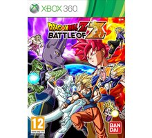 Dragon Ball Z: Battle of Z - X360 - 3391891976763