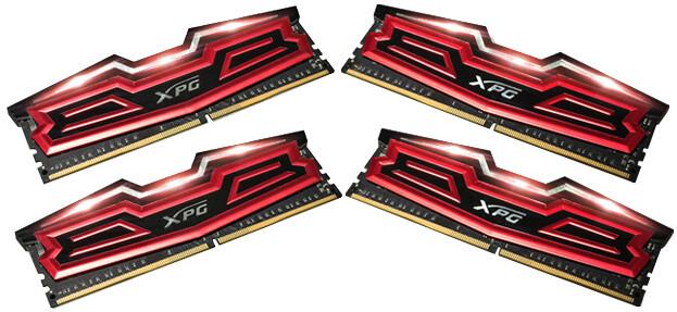 ADATA XPG Dazzle 64GB (4x16GB) DDR4 2400