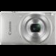 Canon IXUS 190, stříbrná