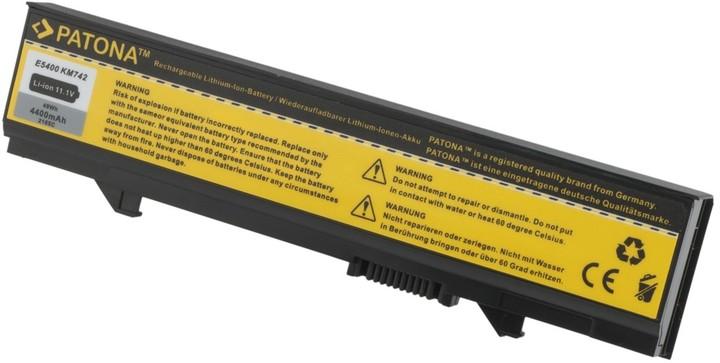 Patona baterie pro Dell, LATITUDE E5400/E5500 4400mAh Li-Ion 11,1V