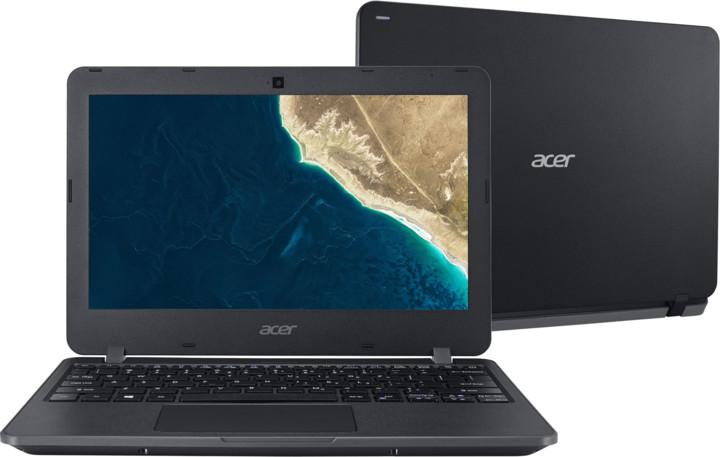 Acer TravelMate B (TMB117-M-C877), černá