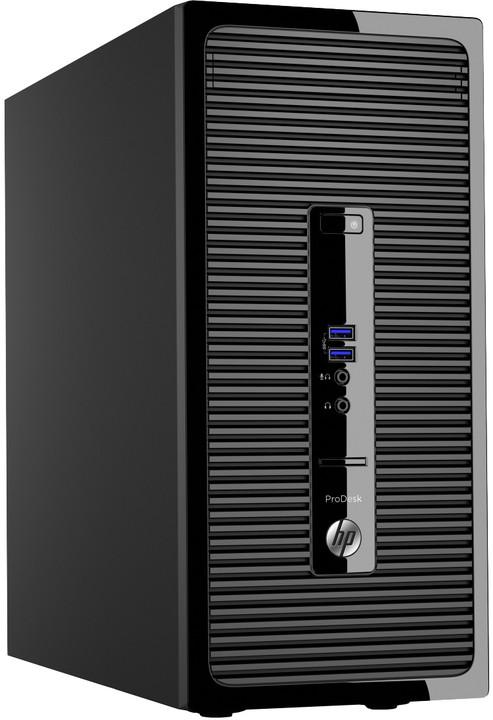 HP ProDesk 400 G3 MT, černá