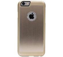 KMP hliníkové pouzdro pro iPhone 6, 6s, zlatá - 1415600204