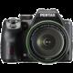 PentaxK-70, černá + DA 18-135mm WR  + Objektiv Pentax DA 50mm F1.8 v ceně 4690 Kč