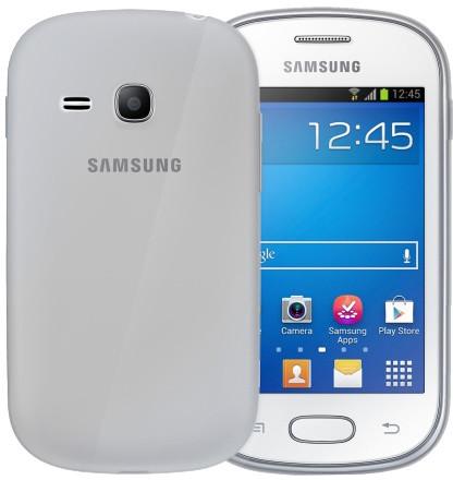 CELLY Gelskin pro Samsung GALAXY Core Plus, bezbarvé