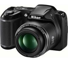 Nikon Coolpix L340, černá - VNA780E1