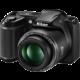 Nikon Coolpix L340, černá  + Batoh Alpine Pro Nexca v ceně 750 Kč