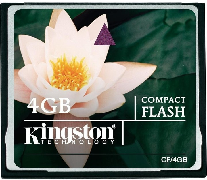 Kingston CompactFlash 4GB