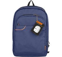 """Canyon CNE-CBP5BL3, elegantní batoh na notebook do velikosti 16"""", modrý + Klávesnice Canyon CNE-CKEY01, CZ v ceně 149 Kč"""