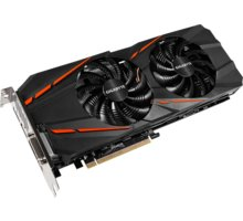 GIGABYTE GeForce GTX 1060 GAMING-6GD, 6GB GDDR5 - GV-N1060G1 GAMING-6GD