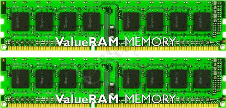 Kingston Value 4GB (2x2GB) DDR3 1333