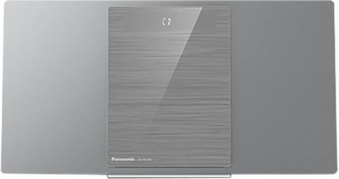 Panasonic SC-HC400EG-S, stříbrná
