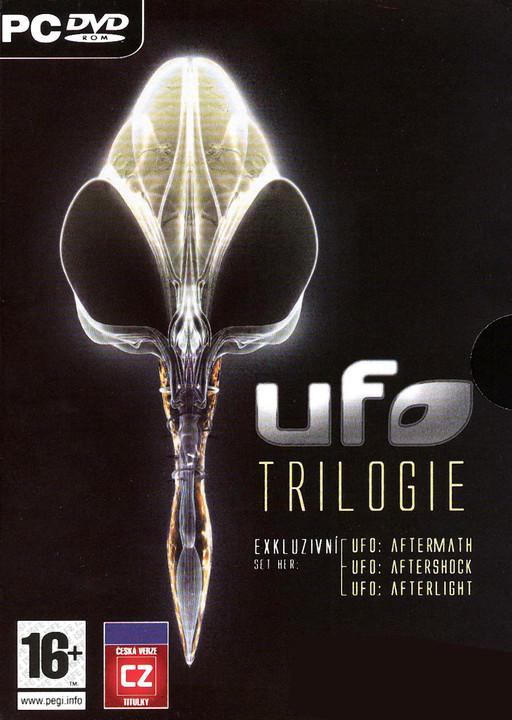 UFO: Trilogie - PC