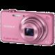 Sony Cybershot DSC-WX220, růžová