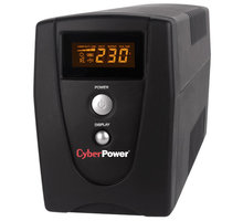 CyberPower Green Value UPS 1000VA/550W LCD - Value1000EILCD