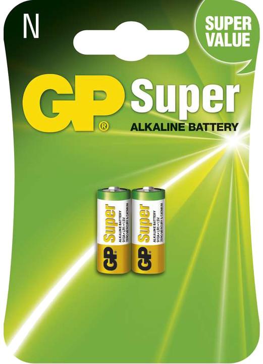 GP, 910A, alkalická, 2ks