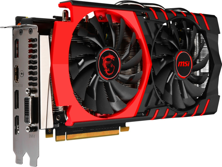 MSI GTX 960 GAMING 4G 4GB