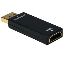 PremiumCord adapter DisplayPort - HDMI - 8592220004910