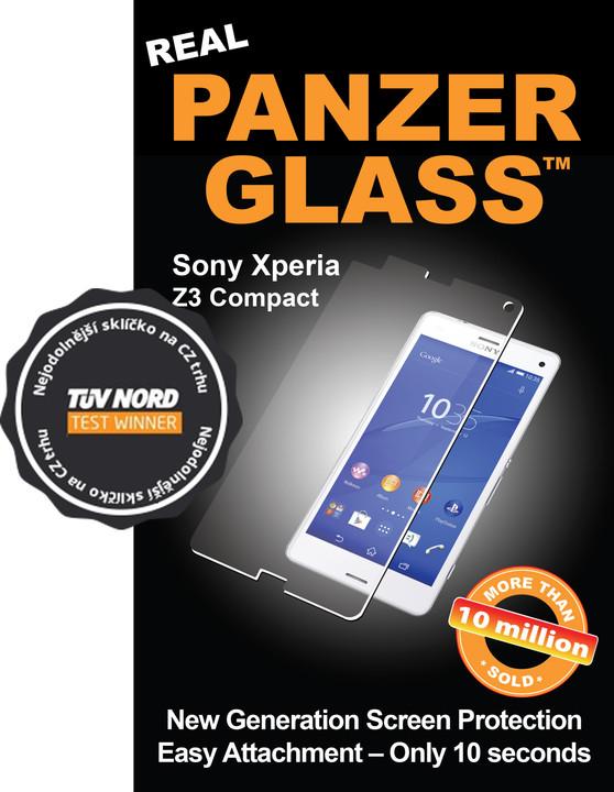 PanzerGlass ochranné sklo na displej pro Sony Xperia Z3 Compact