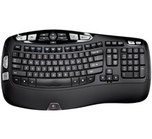 Logitech Wireless Keyboard K350, UK - 920-004483