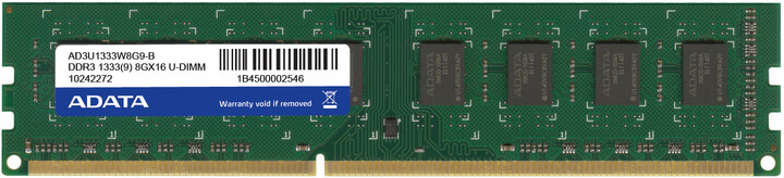 ADATA Premier Series 8GB DDR3 1600