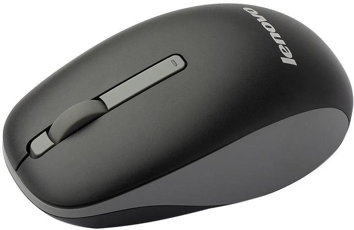 Lenovo N100, černá