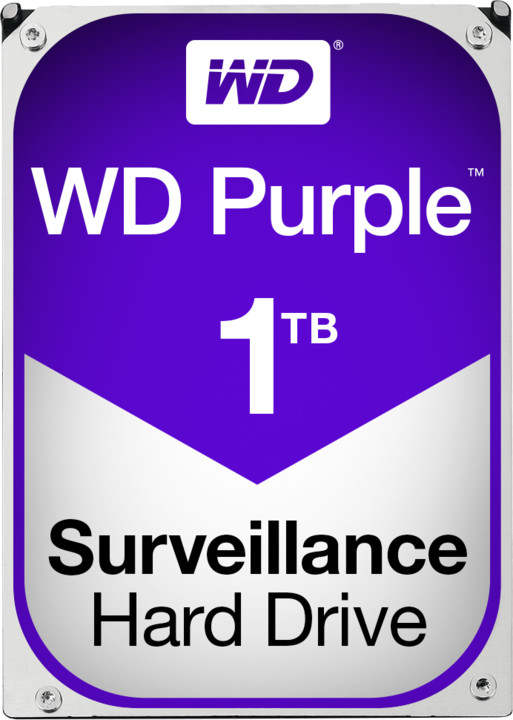 WD Purple (PURX) - 1TB