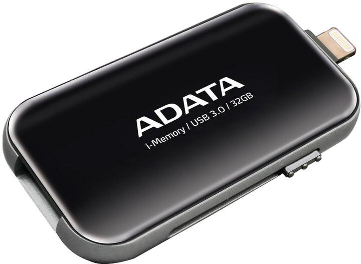 ADATA UE710 - 32GB, černá