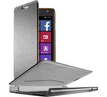 CellularLine Essential Book pouzdro pro Microsoft Lumia 535, černá - BOOKESSENL535K