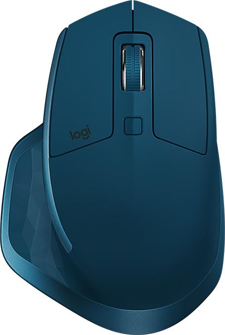Logitech MX Master 2S, modrá
