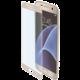 CELLY Glass ochranné tvrzené sklo pro Samsung Galaxy S7, zlaté